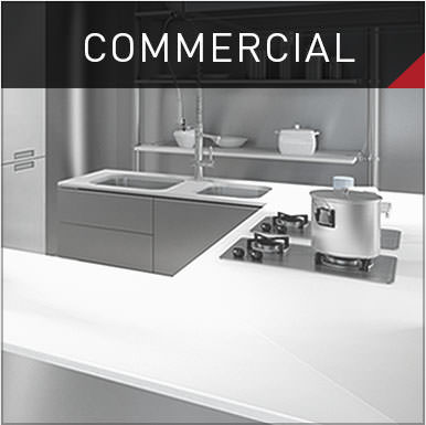 Granite and Corian countertop repair sink replacement Surface Link commercial repair