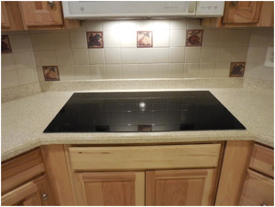 Surface Link cooktop countertop replacement