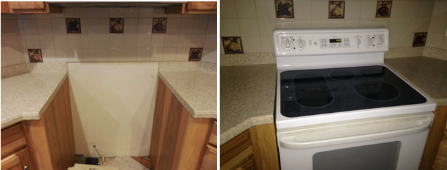 Surface Link Kitchen Countertop Replacement